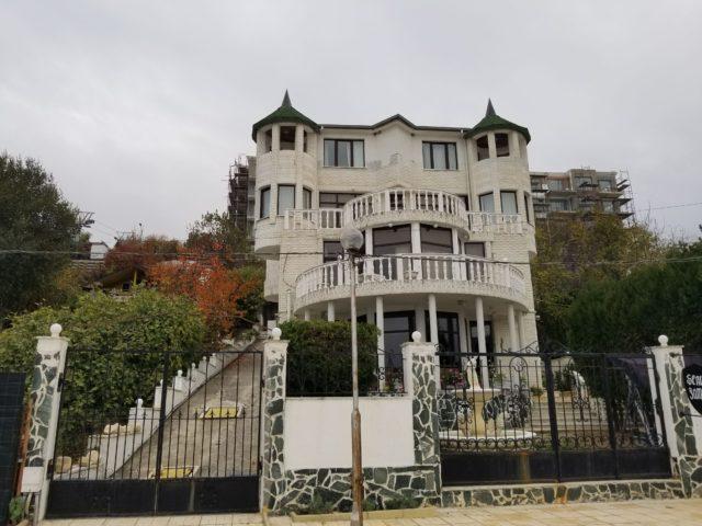 Bulgaria Varna Alen Mak hotel first line of the sea