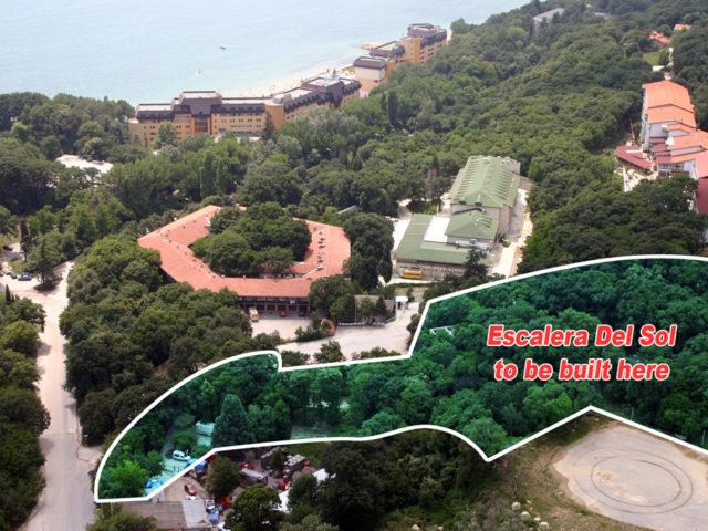 Bulgaria Varna Golden Sands / resort / plot -project