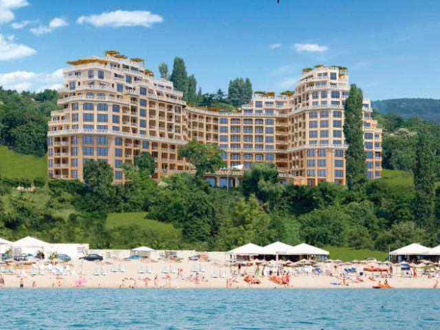 Varna resort Kabakum apartment of 100 square meters