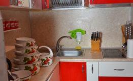 кухня узкая