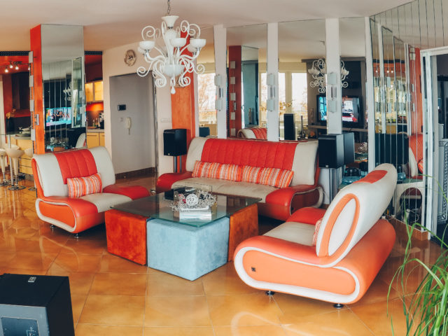 Luxury penthouse in the heart of Varna.