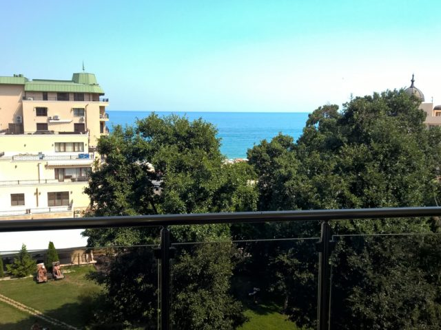 Golden Sands, one bedroom apartment, 75 sq.m. with sea views