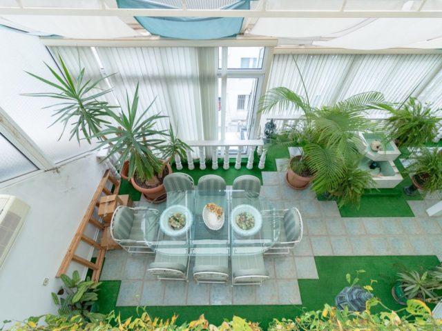 Chic maisonette on two floors, 260 sq.m.