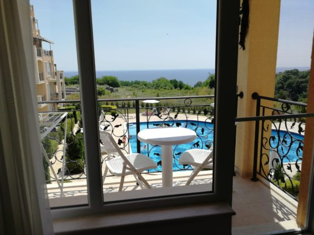 Apartment in the town of Byala, the first line of 42,000 euros, 50 km from Varna.