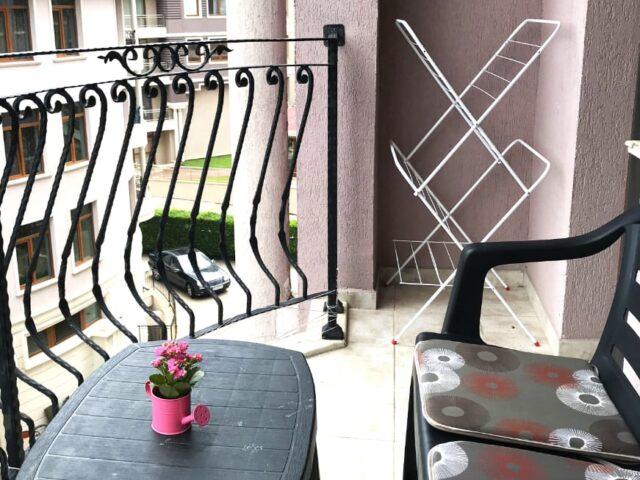 Varna, resort quarter St. Konstantin and Elena, 2-room apartment, 76 sq. M