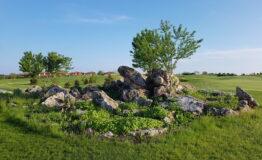 Lighthouse. Golf course 2