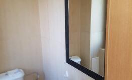 Villa F33. Guest toilet 1.