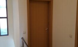 Villa F33. Second floor. Door in guest room.