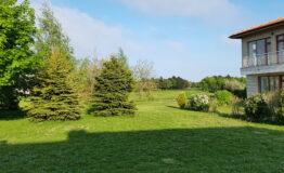 Villa F33. View on the garden 1